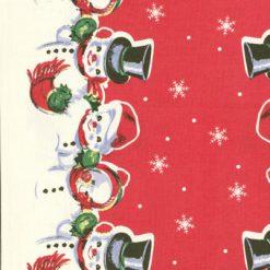 Tea Toweling, Moda Fabrics, Snow Buddies